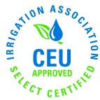 Irrigation Association CEU Approved