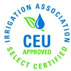 Irrigation Association CEU Approved